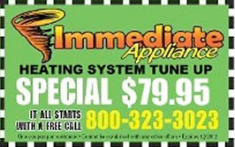 Image Of Coupon For New Jersey Appliance Repair Services - Immediate Appliance Repair